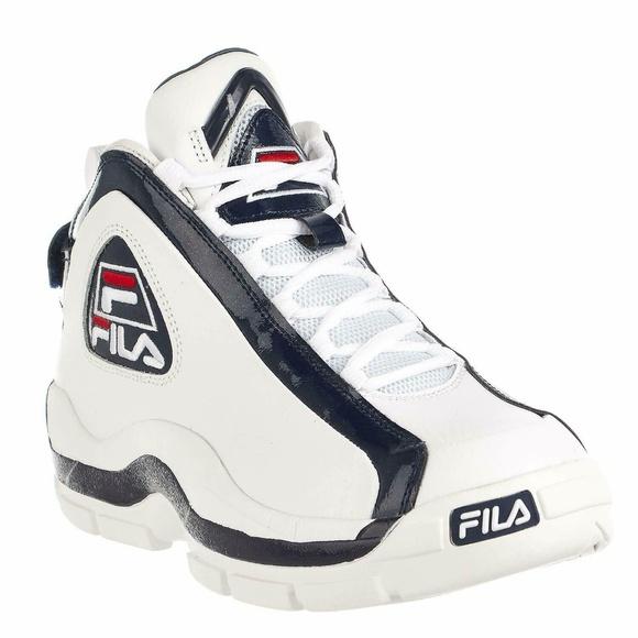FILA 96 GRANT HILL OG 2PAC RETRO Basketball Shoes NWT